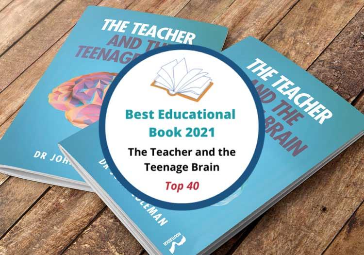 Shortlisted for 'Best Books for Educators Summer 2021' awards.